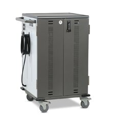 36-Compartment Anthro Charging Carts Yes Cart for Mini Laptops