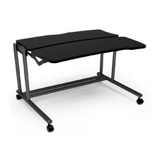 "48"" Fit System Adjusta Sit / Stand Ergonomic Computer Workstation"