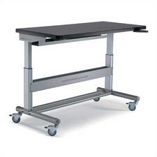 "<strong>Anthro</strong> 48"" W Single Surface Elevate Electric Lift Table"
