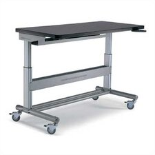 "<strong>Anthro</strong> 60"" W Single Surface Elevate Electric Lift Table"