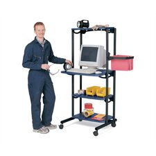 """Standing Height 30""""W x 29""""D Workstation Table"""
