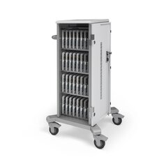 Big Case Tablet Charging Cart, 32 Unit
