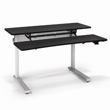 Elevate II Adjustable Ergonomic Desk