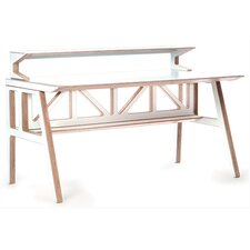 <strong>Context Furniture</strong> Truss Desk Shelf