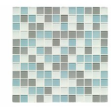 Mosaic Gloss/Matte Combo Tile in Pacific Heights