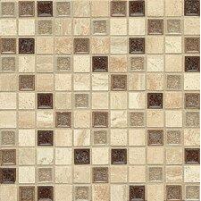 Stone Mosaic Blend Tile in Happenstance