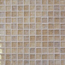 <strong>Bedrosians</strong> Mosaic Gloss Tile in Cream