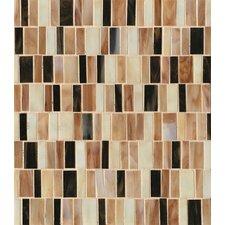 Random Sized Mosaic Blend Tile in Parfait