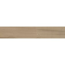 "<strong>Bedrosians</strong> Maison 12"" x 2.25"" Chair Rail Tile Trim in Lennox Grey"