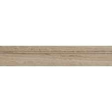 "<strong>Bedrosians</strong> Maison 12"" x 2.25"" Chair Rail Tile Trim in Ashen Grey"