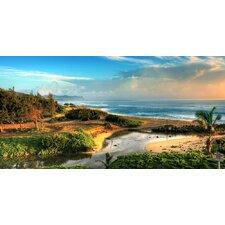 Kauai Hawaii Photographic Print on Canvas
