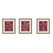 <strong>Epic Art</strong> Vivid Chintz II Wall Art Collection