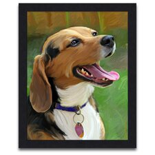 <strong>Epic Art</strong> Beagle - Beagle Wall Art