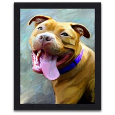 Eddie Framed Photographic Print