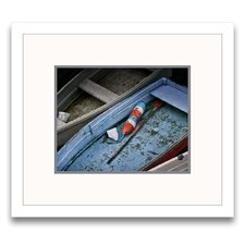 Wooden Rowboats XIII Wall Art