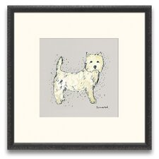 <strong>Epic Art</strong> A Cherished Companion Mans Best Friend IV Wall Art