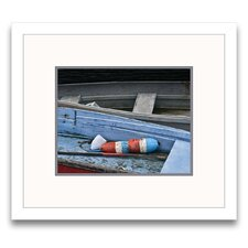 Wooden Rowboats XIV Wall Art