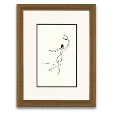 A Sporting Try French Sports I Wall Art