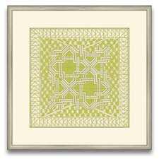 <strong>Epic Art</strong> The Pretty Pantile Small Tile III Wall Art