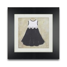 <strong>Epic Art</strong> Treasured Trappings Nautical Girl III Wall Art