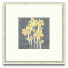 <strong>Epic Art</strong> Magnifique Efflorescence Sunny Breeze IV Wall Art