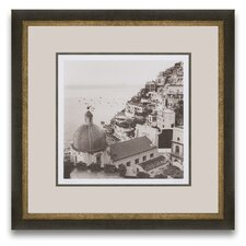 Photogravures of Italy Positano Vista Wall Art
