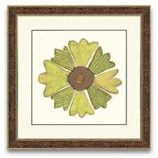 <strong>Epic Art</strong> Natural Impressions Flower II Wall Art