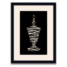 <strong>Epic Art</strong> Silhouette Vases II Wall Art