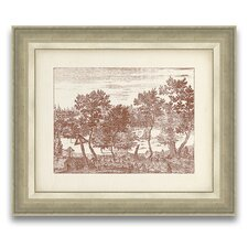 <strong>Epic Art</strong> Timeless Timber Drottningholm Trees II Wall Art