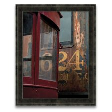 The Spirit of San Francisco Locomotive #624 Wall Art