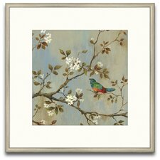 Elysian Fields Apple Bloom I Framed Graphic Art