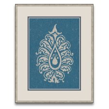 Natural Impressions Paisley II Wall Art
