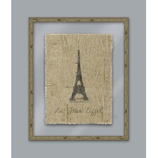 Tour d'Europa Eiffel Wall Art
