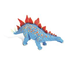 <strong>Geo World</strong> Dino Dan Large Stegosaurus Figure