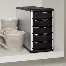 <strong>YouCopia</strong> PodStack Single Serve Coffee Pod Organizer