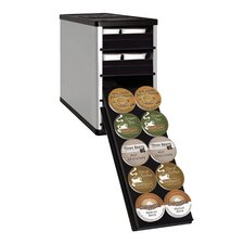 CoffeeStack Single Serve Coffee Pod Organizer