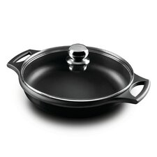 Non-Stick Saute Pan with Lid