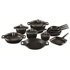 <strong>Fundix</strong> 15-Piece Cookware Set