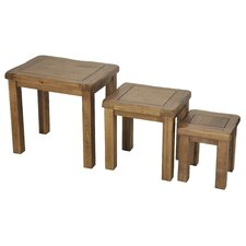 Oakdale 3 Piece Nesting Tables
