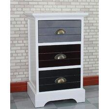 Burnside 3 Drawer Cabinet