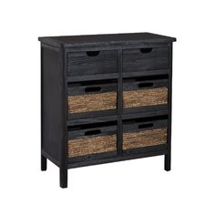 <strong>Gallerie Decor</strong> Bali 6 Drawer Chest