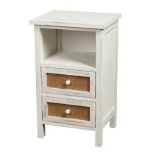 Ardsley 2 Drawer Accent Cabinet