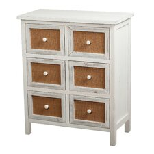 Ardsley 6 Drawer Accent Chest