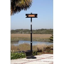 Telescoping Pole Mounted Infrared Patio Heater