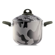 Army 7-qt. Multi-Pot with Lid
