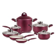 Princess Passion Bio-Ceramix Nonstick 12-Piece Cookware Set