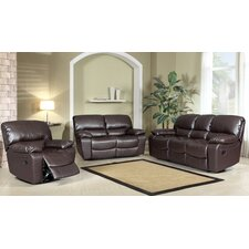 Harvey Reclining Sofa Set