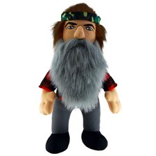 Duck Dynasty Phil Plush with Sound