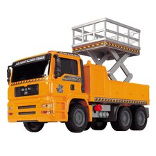 Truck with Lifting Platform Truck