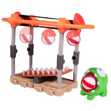 Cut the Rope Om Nom's Playground Conveyer Playset